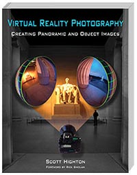 VR Photo book cover